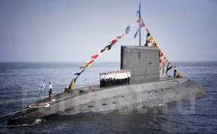 Матрос. Военнослужащие по контракту. 19 бригада подводных лодок . Остановка Малый Улисс