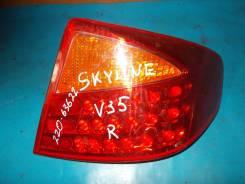 Стоп-сигнал. Nissan Skyline, HV35, V35 Двигатели: VQ30DD, VQ25DD