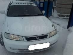 Honda Domani. MB4, D16A