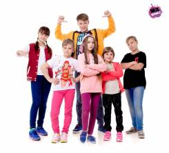 Современные танцы для детей и подростков! Первая, вторая речка и центр
