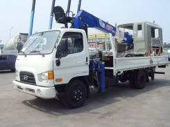 Hyundai HD78. Новый манипулятор Hyundai HD 78 c кму Hotomi 3 тонны, 3 907 куб. см., 4 000 кг.