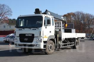 Hyundai HD170. Манипулятор Hyundai HD 170 (GOLD) с КМУ Hiab 160, 11 149 куб. см., 10 000 кг.