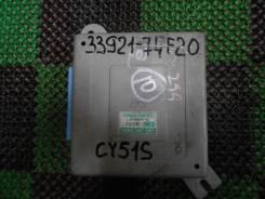 Блок управления двс. Mazda AZ-Wagon, CY51S Двигатели: K6A, F6A