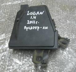 Блок предохранителей. Renault Logan