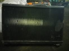Радиатор охлаждения двигателя. Toyota Mark II Wagon Blit, JZX110, JZX115W, JZX115, JZX110W Toyota Mark II, JZX115, JZX105, JZX100, JZX110, JZX101 Toyo...