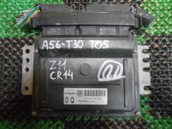 Блок управления двс. Nissan Cube, BNZ11, BZ11 Двигатель CR14DE