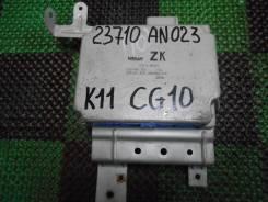 Блок управления двс. Nissan March, WK11, K11 Двигатель CG10DE