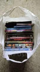 Продам пакет дисков DVD с фильмами!