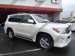 Губа. Toyota Urban Cruiser Toyota Land Cruiser. Под заказ