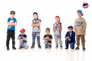 Современные танцы для детей и подростков! Первая и вторая речка.