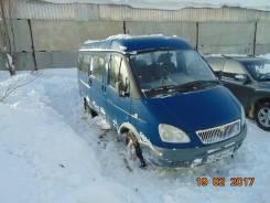 ГАЗ 3221. Продается , 2 300 куб. см., 15 мест