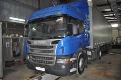 Scania. Тягач p360 2012 г. в. в наличии, 12 740 куб. см., 29 000 кг.