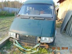 ГАЗ Соболь. Продается ГАЗ-2752 фургон, 2 300 куб. см., 7 мест