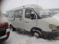 ГАЗ 322132. Продается газель пассажирский, 2 700 куб. см., 12 мест