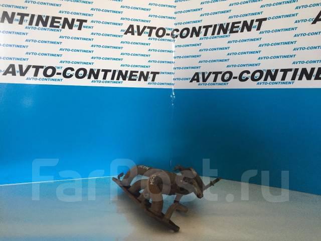 Коллектор выпускной. Nissan Lafesta, B30 Двигатель MR20DE