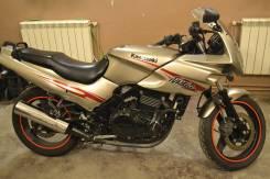 Kawasaki Ninja 500R. 498 куб. см., исправен, птс, без пробега