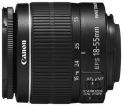 Canon EF-S 18-55mm f/3.5-5.6 IS II. диаметр фильтра 58 мм