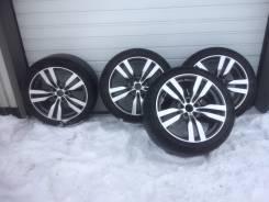 Продам колёсa R20 на BMW X5/6 Continental CSC 5 SUV, диски стиль 300. 10.0/11.0x20 5x120.00 ET40/37 ЦО 74,1мм.