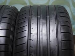 Dunlop SP Sport Maxx GT. Летние, 2012 год, износ: 20%, 2 шт