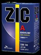 ZIC A. Вязкость 5W-30, полусинтетическое