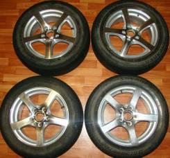 Sakura Wheels. 6.5x15, 5x114.30