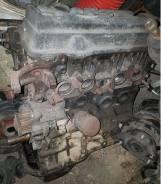 Двигатель в сборе. Toyota Carina, ST215