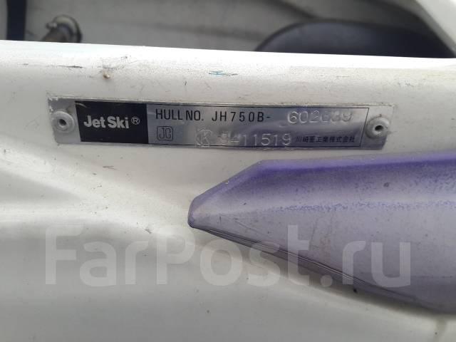Kawasaki. 80,00л.с., Год: 1996 год