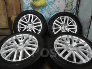Продам Отличные Стильные колёса Nissan Fuga+Лето Жир 225/55R17. 7.0x17 5x114.30 ET45