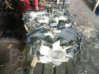 Двигатель. Mitsubishi Pajero, V65W, V75W Двигатель 6G74