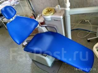 Перетяжка стоматологических, медицинских, парикмахерских кресел