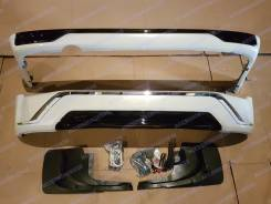 Обвес кузова аэродинамический. Toyota Land Cruiser, UZJ200W, URJ202, URJ202W, VDJ200, UZJ200. Под заказ