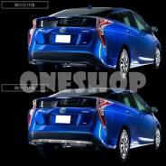 Молдинг на бампер. Toyota Prius, ZVW50, ZVW55, ZVW51. Под заказ