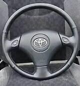Руль. Toyota Ipsum, ACM21, ACM21W, ACM26, ACM26W