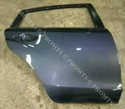 Дверь багажника. Subaru XV