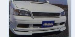Накладка на фару. Subaru Legacy, BE5, BH9, BH5. Под заказ