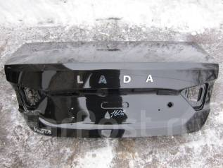 Крышка багажника. Лада Веста