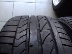 Bridgestone Potenza RE050A. Летние, 2008 год, износ: 5%, 2 шт