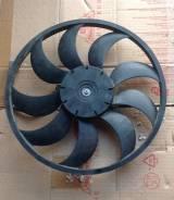 Вентилятор охлаждения радиатора. Nissan Juke, YF15 Двигатель HR15DE