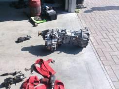 Двигатель в сборе. Isuzu Trooper Opel Monterey