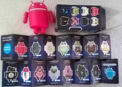 Коллекционная фигурка Android