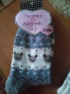 Тёплые носочки с шерстью, Япония. Новые!