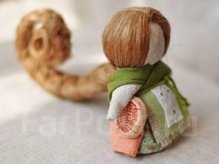 Мастер класс по созданию кукол Берегинь