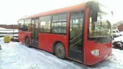 Golden Dragon XML6840. Городской, без пробега по Иркутску, также новые запчасти, 52 места, С маршрутом, работой