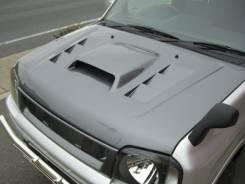 Продаем капот HB-1st для Suzuki Jimny 23/33/43 кузова (HFF). Suzuki Jimny, JB23W, JB33W, JB43, JB43W Suzuki Jimny Wide, JB33W, JB43W Suzuki Jimny Sier...