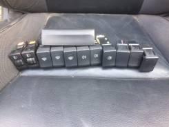 Кнопка включения обогрева. Subaru Forester, SG5, SG9, SG, SG9L Двигатели: EJ203, EJ202, EJ205, EJ255