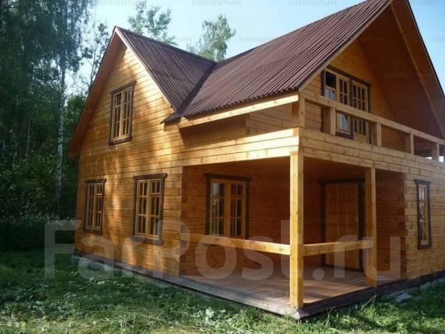 Капитальное строительство дома из бревна ( сруба, ручная рубка ), бруса.