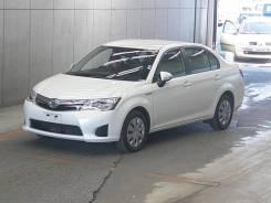 Toyota Corolla Axio. вариатор, передний, 1.5 (74 л.с.), бензин, 65 тыс. км, б/п. Под заказ