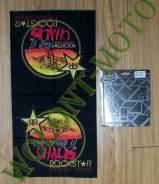 Шея (BH-0008) С рисунком RockStar