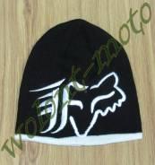 Шапка Черно-белый Fox