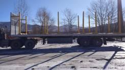 TREX PFG239FH, 2000. Продается полуприцеп, 40 000 кг.